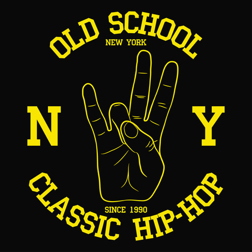 Old School New York Classic Hip-Hop von Various Artists