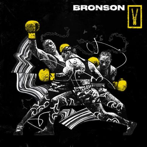 KEEP MOVING von Bronson