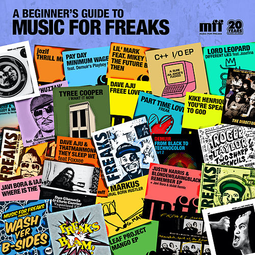 A Beginner's Guide To Music For Freaks by Various Artists