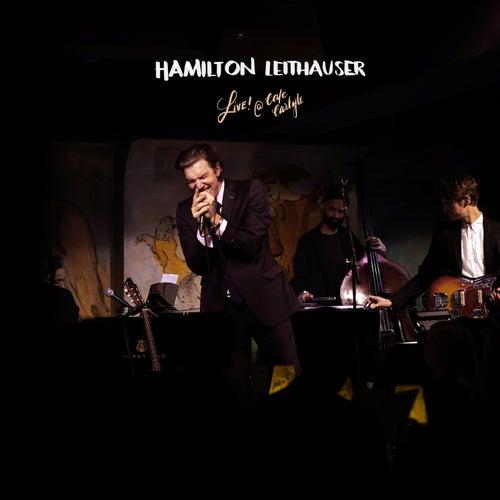 Live! at Café Carlyle von Hamilton Leithauser