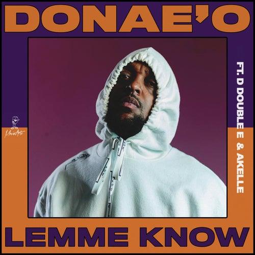 Lemme Know de Donaeo
