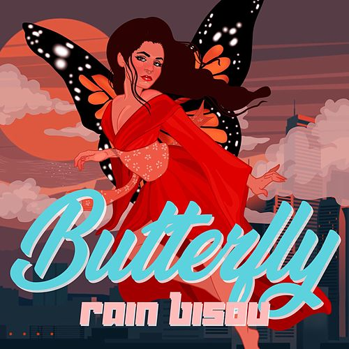 Butterfly by Rain Bisou