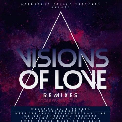 Visions Of Love (Remixes) de Roque