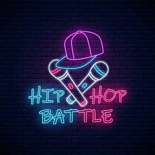 Hip Hop Battle by Various Artists