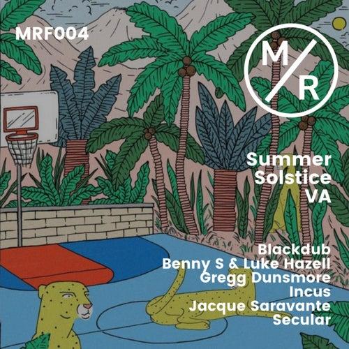 Modula Records Summer Solstice V/A von Various Artists