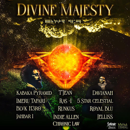 Divine Majesty by Various Artists