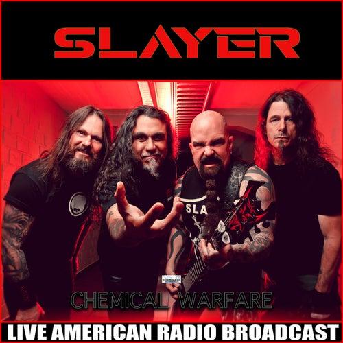 Chemical Warfare (Live) by Slayer
