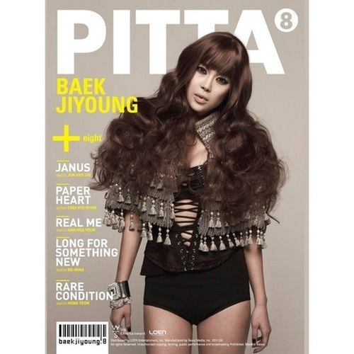PITTA de Baek Ji Young