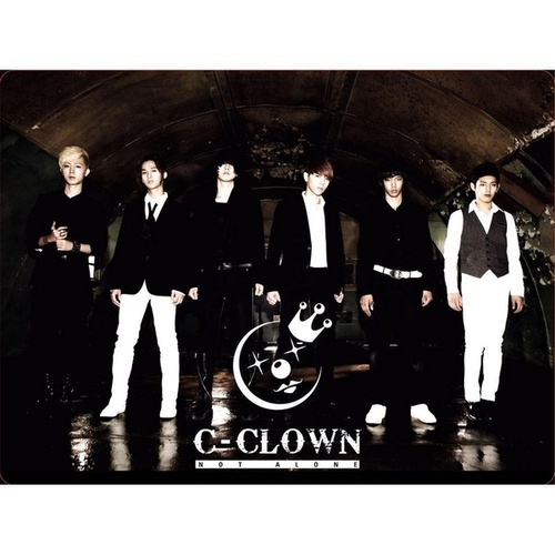 Not Alone by C-Clown