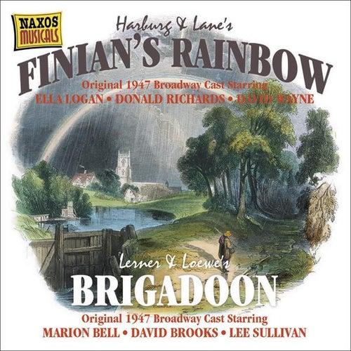 Lane: Finian's Rainbow / Loewe: Brigadoon (Original Broadway Cast) (1947) by Various Artists