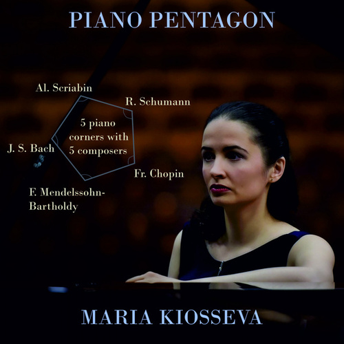 Piano Pentagon von Maria Kiosseva