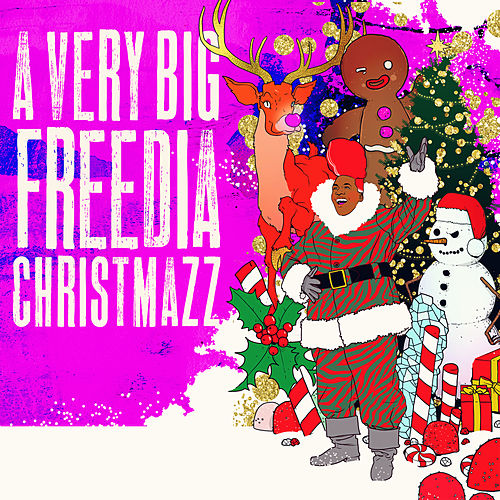 A Very Big Freedia Christmas by Big Freedia