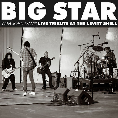 Live Tribute at The Levitt Shell by Big Star