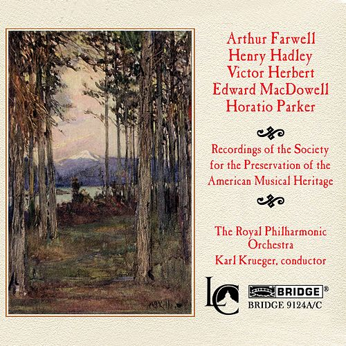 MacDowell, Hadley & Others: Orchestral Works von Royal Philharmonic Orchestra