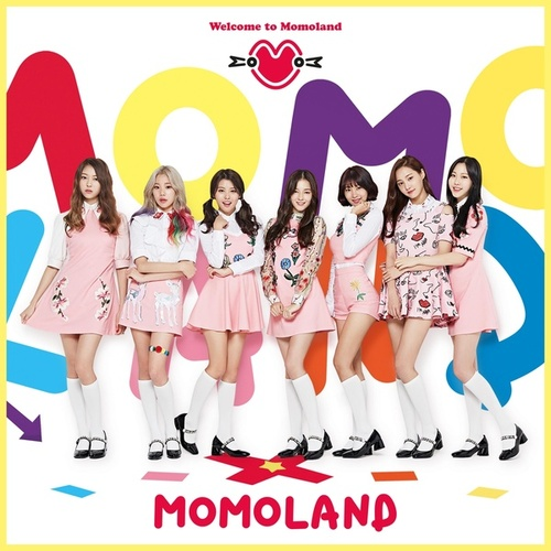 Welcome to MOMOLAND de Momoland
