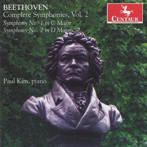 Beethoven: Complete Symphonies, Vol. 2 by Paul Kim