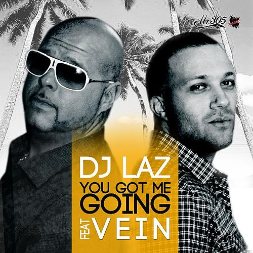 You Got Me Going (feat. Vein) - Single de DJ Laz