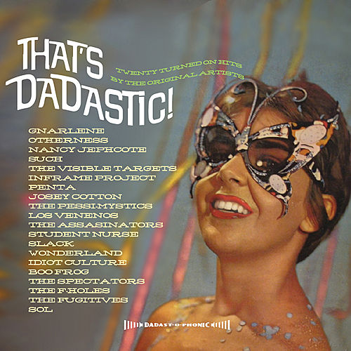 That's Dadastic! by Various Artists