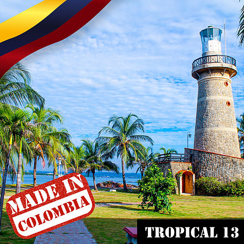 Made in Colombia: Tropical, Vol. 13 de German Garcia