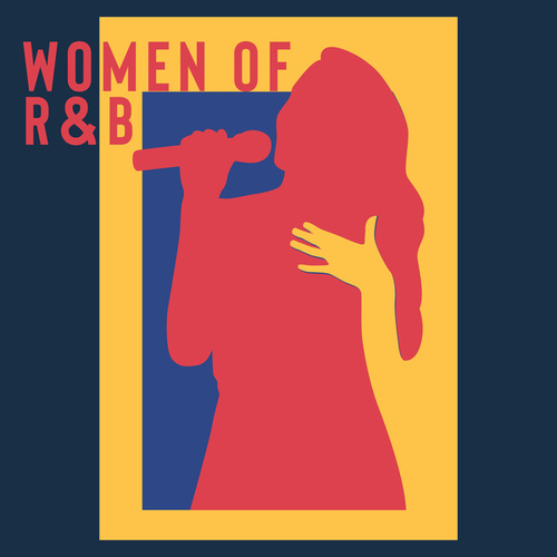 Women Of R&B by Various Artists