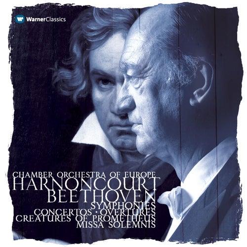Harnoncourt - The Complete Beethoven Recordings de Nikolaus Harnoncourt
