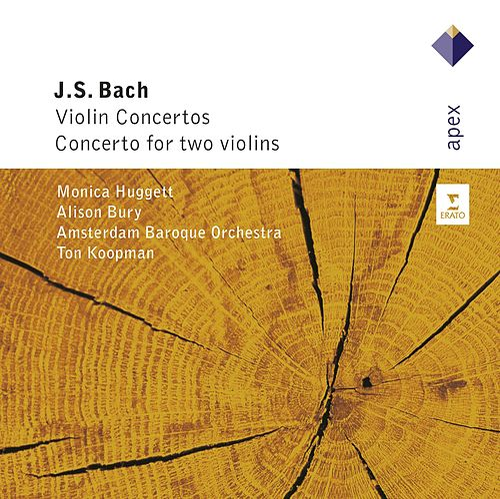 Bach, JS : Violin Concertos & Concerto for 2 Violins by Ton Koopman