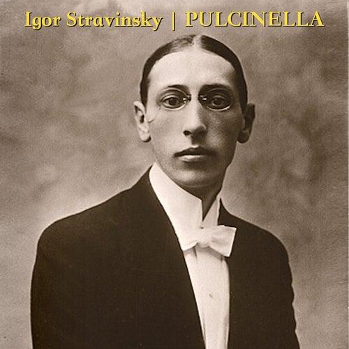 Stravinsky: Pulcinella de Teresa Berganza