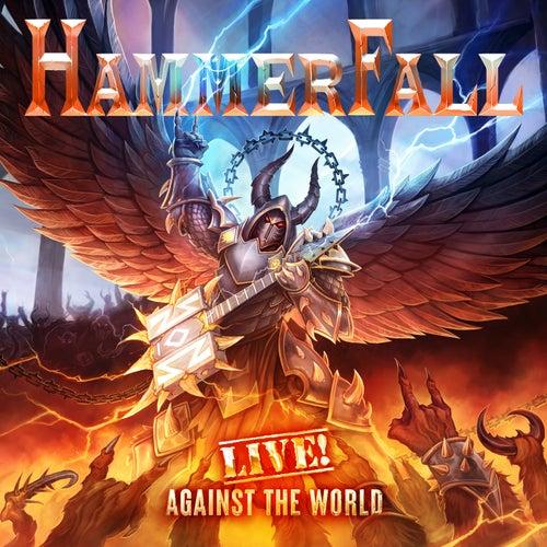 Live! Against The World von Hammerfall