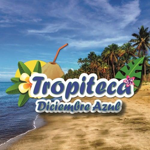 Tropiteca: Diciembre Azul by German Garcia