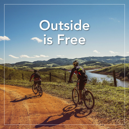 Outside is Free von Various Artists