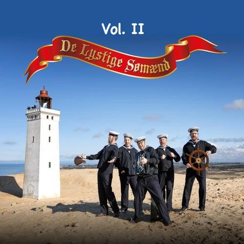 De Lystige Sømænd, Vol 2 by De Lystige Sømænd