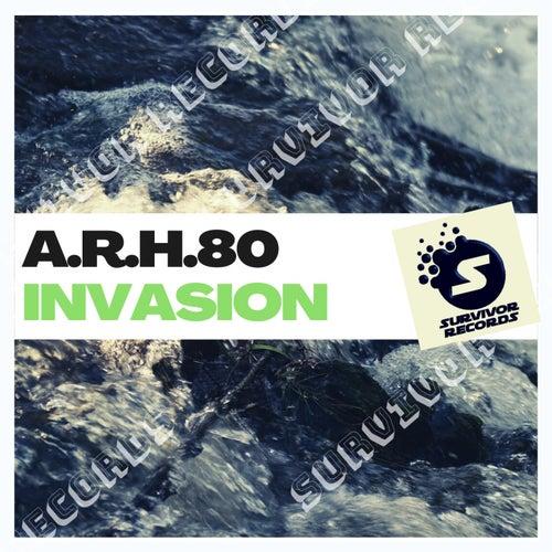 Invasion von A.R.H.80