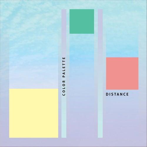 Distance de Color Palette