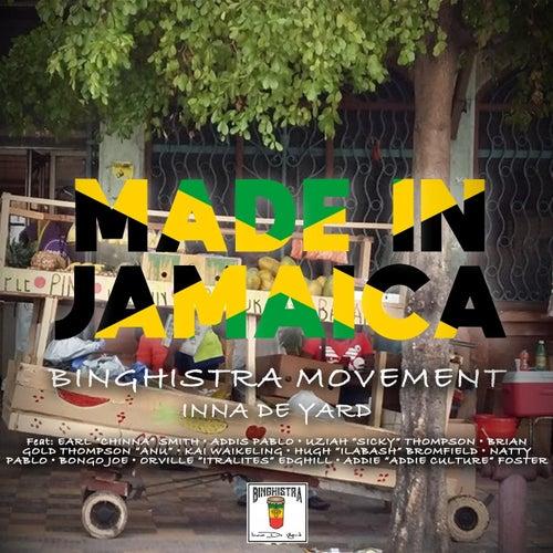 Made in Jamaica de Binghistra Movement
