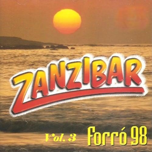 Forró 98, Vol. 3 von Zanzibar