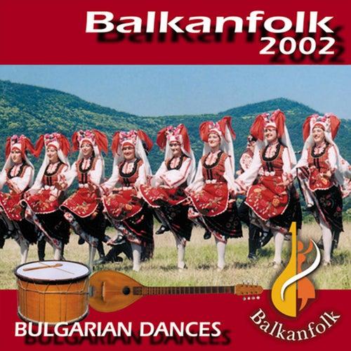 Balkanfolk 2002 - Bulgarian folk dances by Zornitsa Orchestra