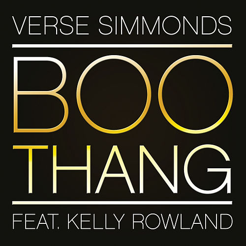 Boo Thang by Verse Simmonds