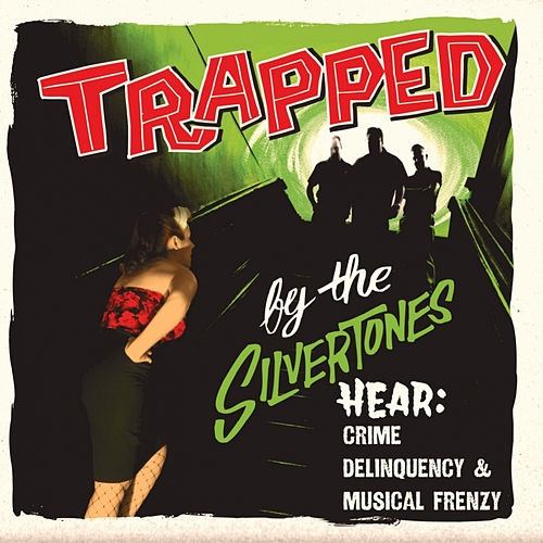 Trapped By ... von The Silvertones