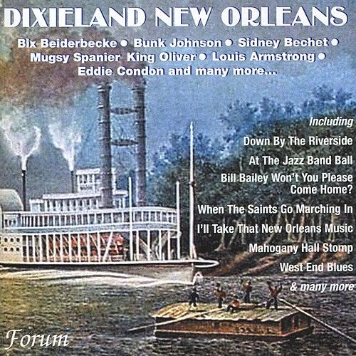 Dixieland / New Orleans Jazz de Various Artists