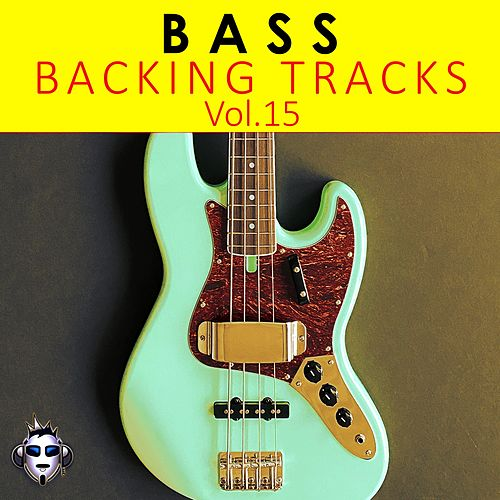 Top One Bass Backing Tracks, Vol. 15 fra Top One Backing Tracks