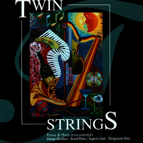 Twin Strings de George Davidson