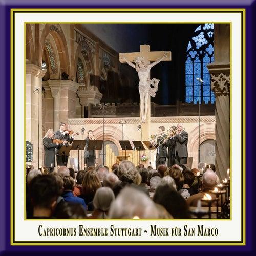 Music for San Marco (Live) by Capricornus Ensemble Stuttgart