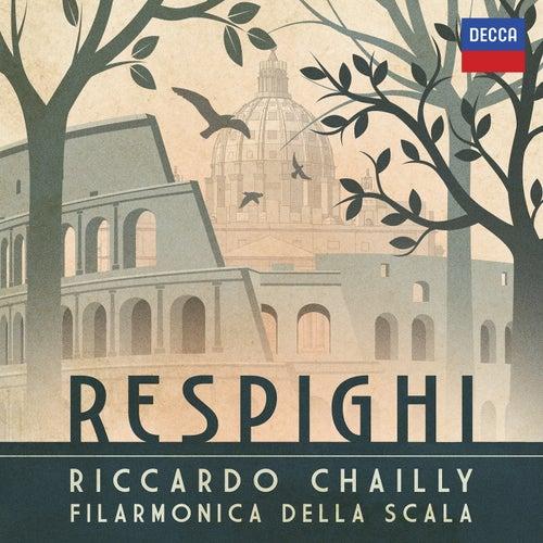 Respighi: Pini di Roma: I. I pini di Villa Borghese von Riccardo Chailly