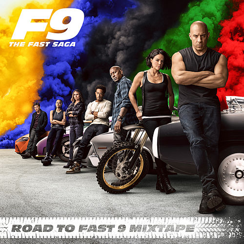 Road To Fast 9 Mixtape de Various Artists