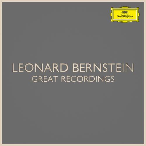 Bernstein - Great Recordings von George Gershwin