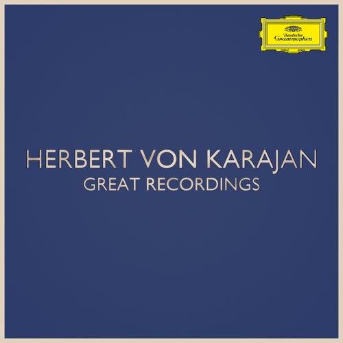 Karajan  - Great Recordings von Herbert Von Karajan