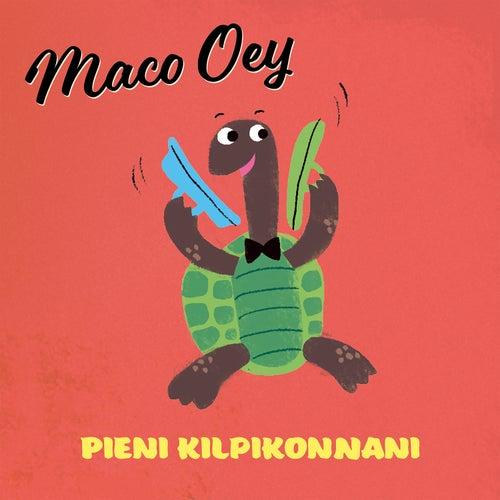Pieni kilpikonnani by Maco Oey