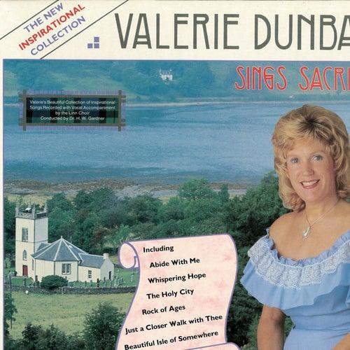 Sings Sacred de Valerie Dunbar