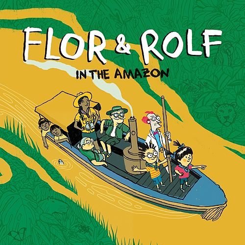 Flor & Rolf in the Amazon von The Pinker Tones
