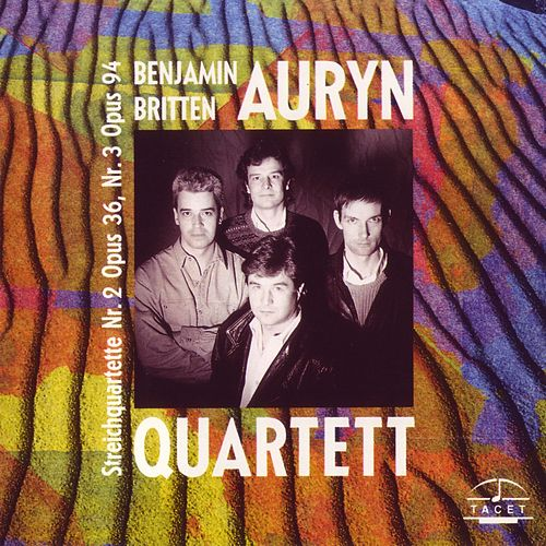 The Auryn Series, Vol. 2 von Auryn-Quartet